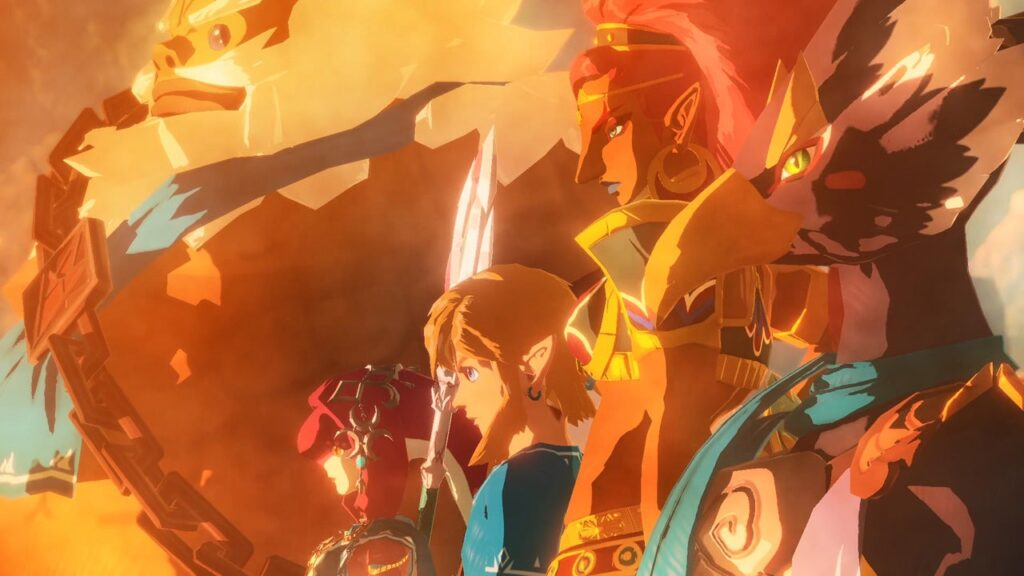 Hyrule Warriors Age Of Calamity Amiibo Rewards And How To Unlock Them