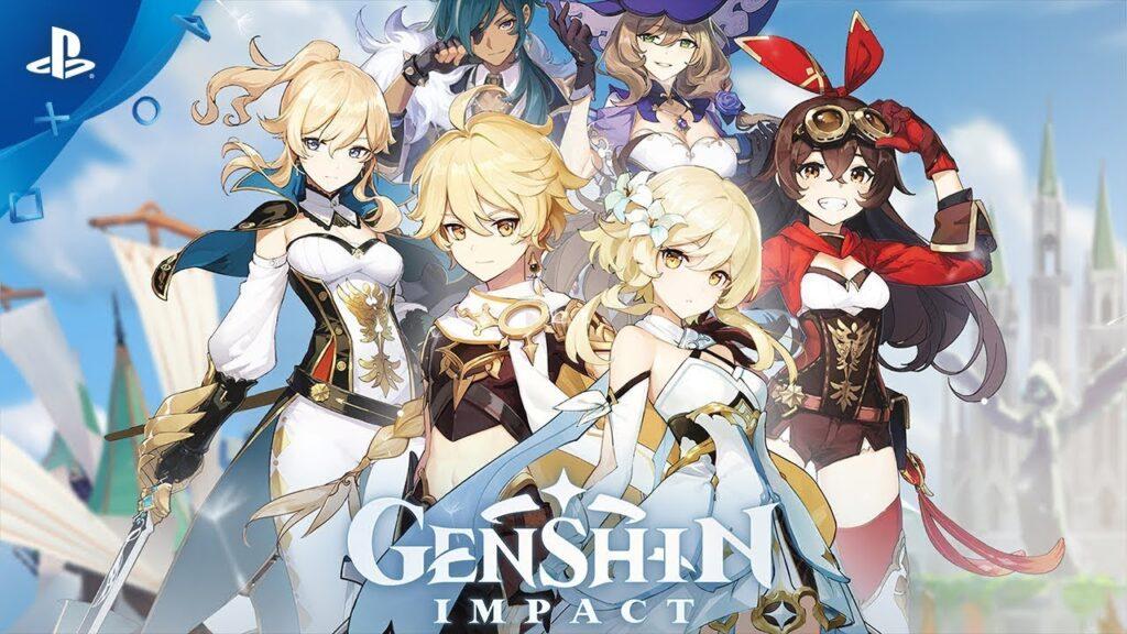 Genshin Impact Tier List List Of Best Characters By Rank